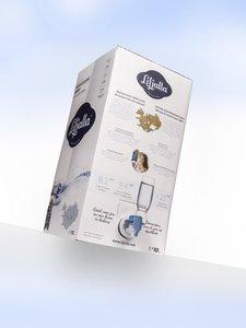 Lifjalla Water in a box 10L pallet
